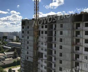 ЖК «Андреевка»: ход строительства секций 3, 4