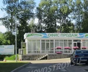 Малоэтажный ЖК «ЗаМитино»: офис продаж на объекте