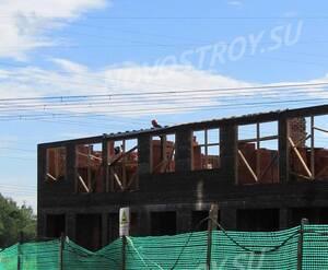 Малоэтажный ЖК «ЗаМитино»: ход строительства