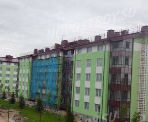 Малоэтажный ЖК «Образцовый квартал»: из группы Вконтакте