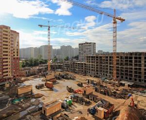 ЖК «Центр Плюс»: ход строительства