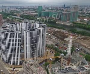 МФК «Фили Град-2»: ход строительства