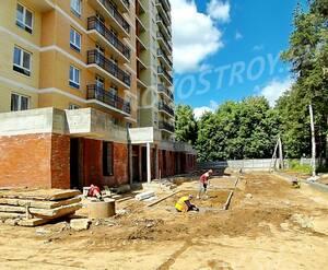 ЖК «Радужный» (Звенигород): ход строительства