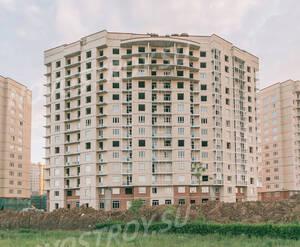 ЖК «Внуково 2017»: ход строительства корпуса 12 (фото из группы «Вконтакте»)