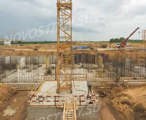 ЖК «Ильинские луга»: ход строительства корпуса 37