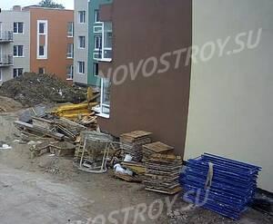 Малоэтажный ЖК «Бельгийский Квартал»: ход строительства