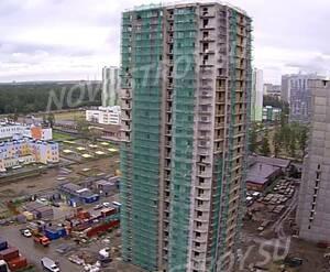 ЖК «Калейдоскоп»: ход строительства корпуса 3