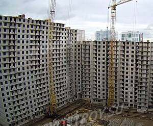 ЖК «Калейдоскоп»: ход строительства корпуса 6