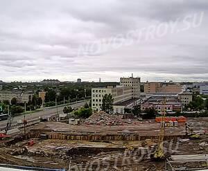 МФК «VALO»: ход строительства