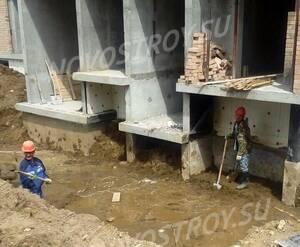 ЖК «Истомкино»: ход строительства (фото из группы «Вконтакте»)