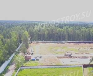 Малоэтажный ЖК «Грибовский лес»: ход строительства