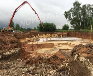 ЖК «Новая Развилка»: ход строительства корпуса 12 (фото из группы «Вконтакте»)