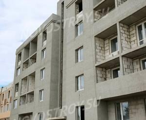 Малоэтажный ЖК «Малина»: ход строительства корпуса 1.1