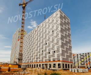 ЖК «Римского-Корсакова 11»: ход строительства корпуса 1