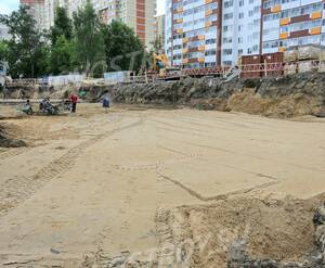 ЖК «Квартал Лукино»: ход строительства корпуса 6.2