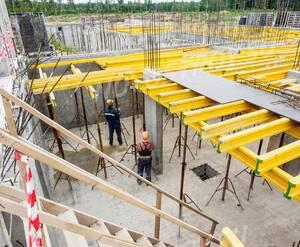 ЖК «Лесобережный»: ход строительства дома 15