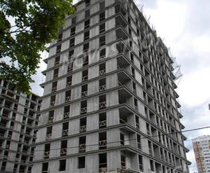 МФК «Комплекс апартаментов «Смольная,44»: ход строительства корпуса 2