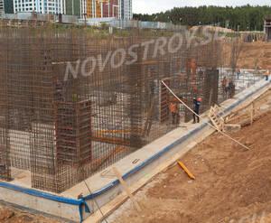 ЖК «Столичные поляны»: ход строительства корпуса 1