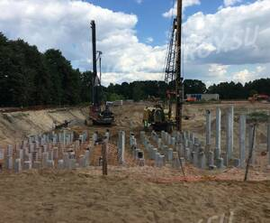 ЖК «Томилино 2018»: ход строительства дома 9