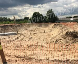ЖК «Томилино 2018»: ход строительства дома 15