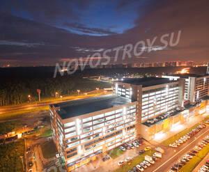 ЖК «Солнцево-Парк»: паркинг на территории комплекса (фото из группы «Вконтакте»)