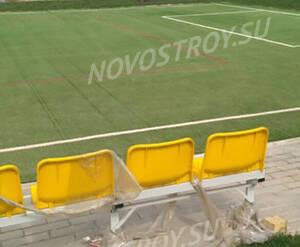 ЖК «Versis»: футбольное поле на территории комплекса
