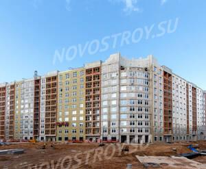 ЖК «Рассказово»: ход строительства дома 6