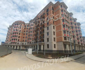 ЖК «Опалиха О3»: ход строительства дома 3