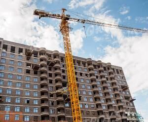 ЖК «Солнечная система»: ход строительства дома 8 (фото из группы «Вконтакте»)