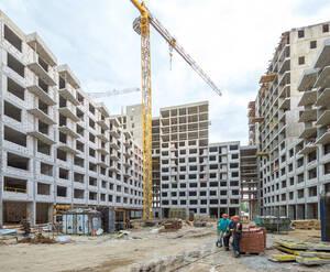 ЖК «Новокрасково»: ход строительства дома 4