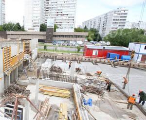 МФК «Барбарис»: ход строительства
