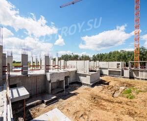 ЖК «Город-событие «Лайково»: ход строительства дома 68