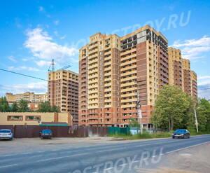 ЖК «Дом на улице Серпуховская, 5»: Улица Серпуховская и ЖК