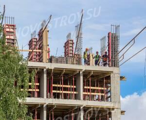 ЖК «Гринада»: Конструкция монолитного корпуса