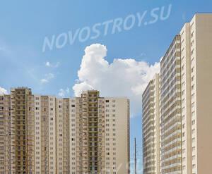 ЖК «Новая Охта»: ход строительства дома 40