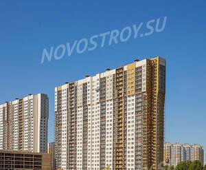 ЖК «Шуваловский»: ход строительства корпуса 8