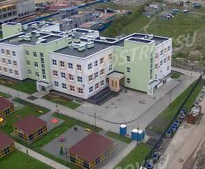 ЖК «Солнечный город»: ход строительства детского сада