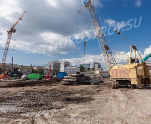 ЖК «Палацио»: ход строительства 2 очереди