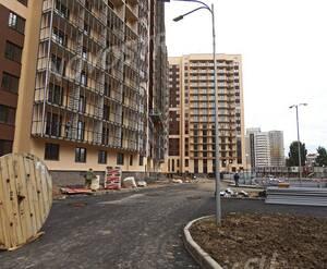 ЖК «Солнечный»: ход строительства корпуса 11 из группы Вконтакте