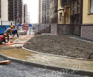 ЖК «Солнечный»: ход строительства корпуса 14 из группы Вконтакте