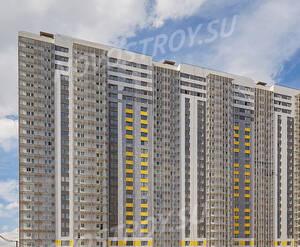 ЖК «София»: ход строительства корпуса 19