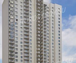 ЖК «София»: ход строительства корпуса 22