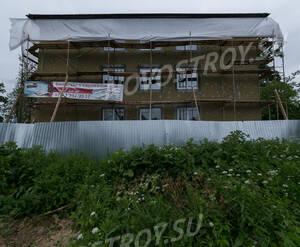 Малоэтажный ЖК «Моя Отрада»: ход строительства