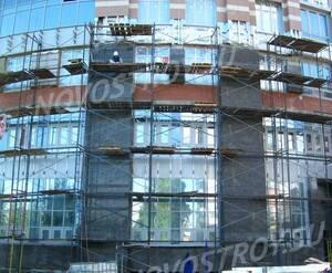 ЖК «Премьер Палас»: ход строительства корпуса В2-2