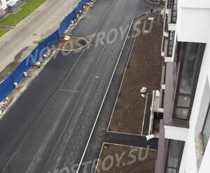 Малоэтажный ЖК «Петергоф Парк»: ход строительства