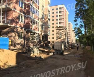ЖК «Дом у Разлива»: из группы Вконтакте
