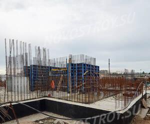 ЖК «Цивилизация»: ход строительства дома 5