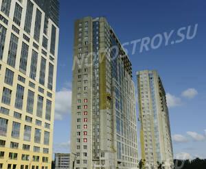 ЖК «Green City»: ход строительства