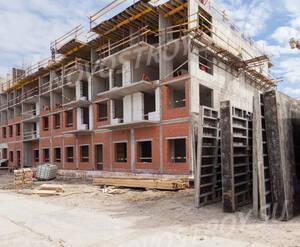ЖК «GreenЛандия 2»: ход строительства корпуса 8