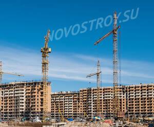 ЖК «Новое Янино»: ход строительства корпуса Б